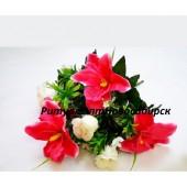 Букет Орхидея с розой 13г 50см