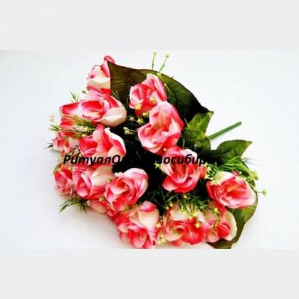 Букет Роза с аспарагусом 18г 40 см