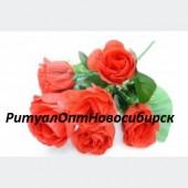 Букет Роза бокал 7г 50см