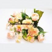 Букет Роза, Гвоздика, Орхидея 12 г 50 см