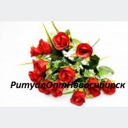 Букет Роза бутон 12г 40см