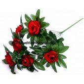 Роза бархатная 6 г 55 см