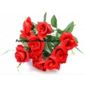 Роза бархатная 12 г 40 см