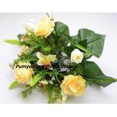 Букет Орхидея с Розой 10 г 45 см