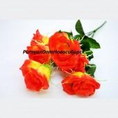 Букет Роза бутон 6 г 40 см