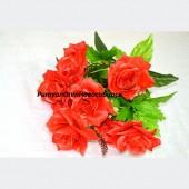 Букет роза 7гр 60см