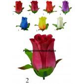 Насадка Роза бутон Н 8см