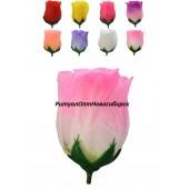 Насадка Роза бутон 5 см Н 8см