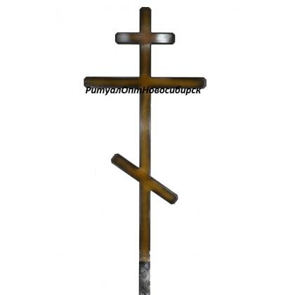 Крест лакированный