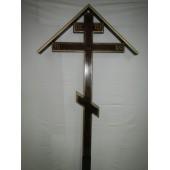 Крест большой с домиком