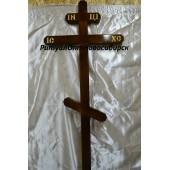 Крест малый лакированный