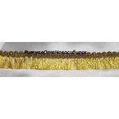 Тесьма с кисточками 3 см