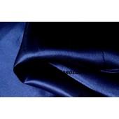 Атлас Темно-синий 115 г/мп
